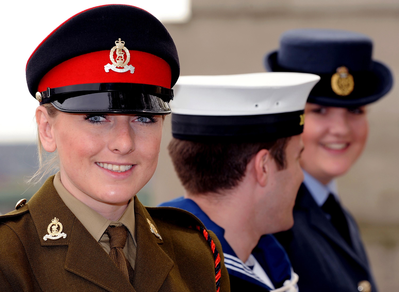 Tri-Service Personnel